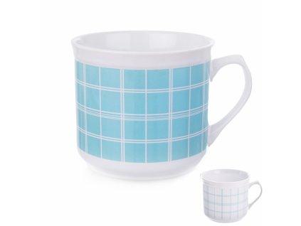Keramický hrnek vařák Blue Cube 0,68 l