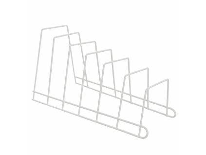 Drátěný stojan na poklice 6 pozic
