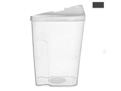 Plastová dávkovací dóza Slide 1,5 l