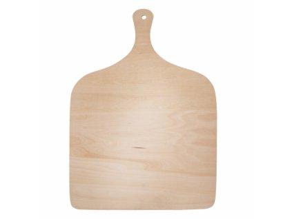 Prkénko dřevo PIZZA/CHLEBA 41,5x29,5x0,5 cm