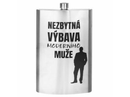 Kapesní láhev NEZBYTNÁ VÝBAVA MAXI 1,7 l