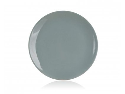 BANQUET Talíř dezertní keramický NATURAL Olive 20 cm