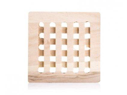 Podložka dřevěná APETIT 16 x 16 cm II