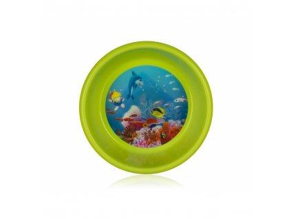 BANQUET Miska plastová SEA 14,5 cm