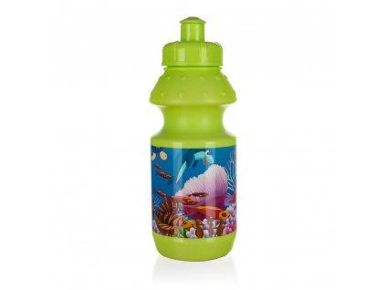 BANQUET Láhev plastová sportovní SEA 380 ml