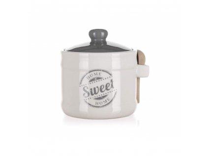 BANQUET Dóza se lžičkou SWEET HOME 400 ml