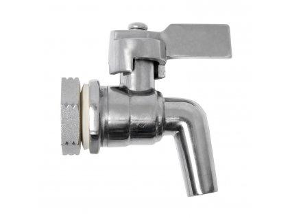 """Výpustný NEREZ ventil 3/8"""" pro zavařovací hrnce BIELMEIER"""