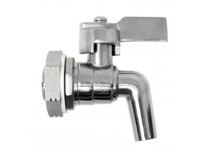 """Výpustný NEREZ ventil 1/2"""" pro zavařovací hrnce BIELMEIER"""