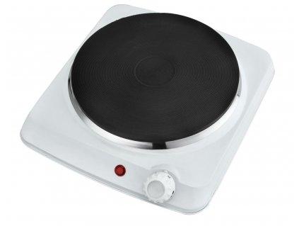 Jednoplotýnkový elektrický vařič KALORIK EKP 1002, bílý