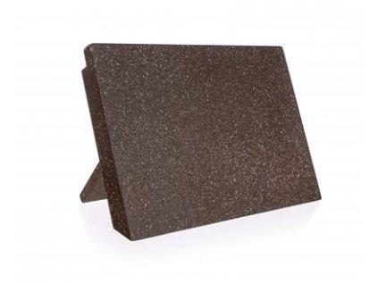 Magnetická deska na nože Granite Brown 30 x 21,5 cm