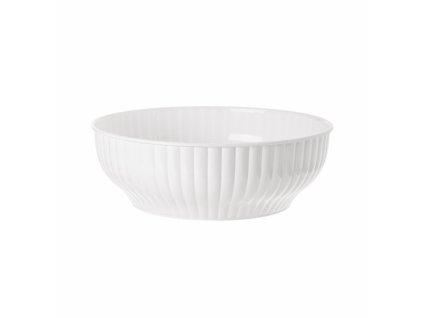 Miska UH zadělávací bílá VECA pr. 24 cm