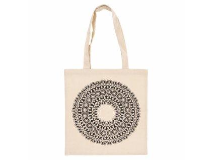 Nákupní taška ECO MANDALA 39x42 cm