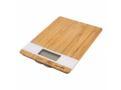 Váha kuch. digi. bambus 5 kg WHITELINE