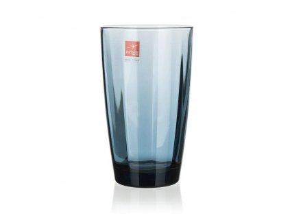 Sklenice Bormioli Pulsar 470 ml modrá