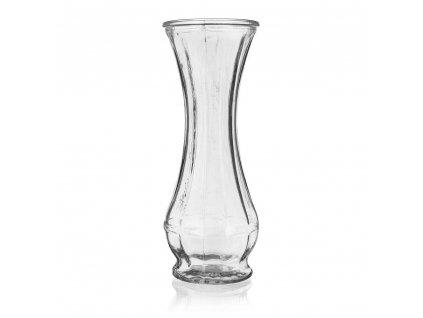 Skleněná váza Banquet Liseta 23 cm