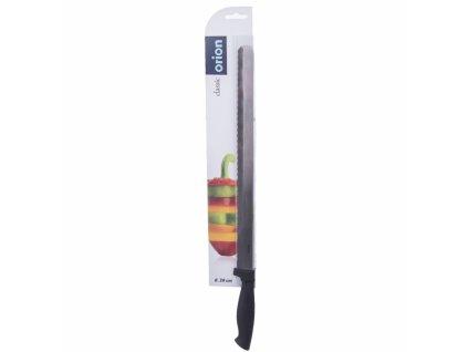 Kuchyňský nůž na dorty vlnitý 28 cm