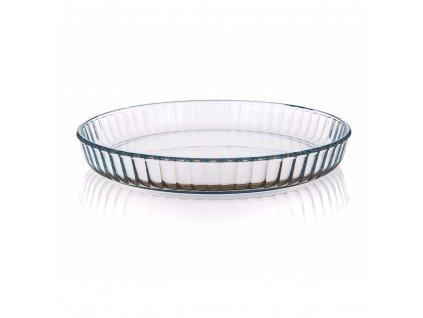 BANQUET Forma na koláč skleněná kulatá CASEO 27,5cm