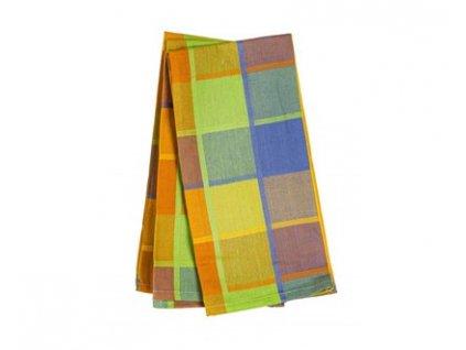 BANQUET Sada kuchyňských utěrek DOBBY 50 x 70 cm, 3 ks, 80gr., mix barev