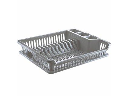 Odkapávač na nádobí s podnosem VIO