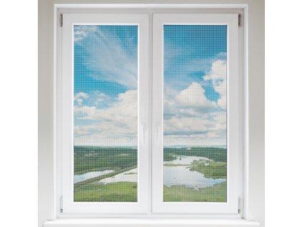 Síť proti hmyzu okno 2x 130x150 cm