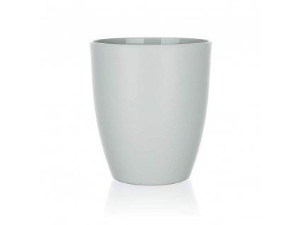BANQUET Kelímek plastový CULINARIA 370 ml, šedý