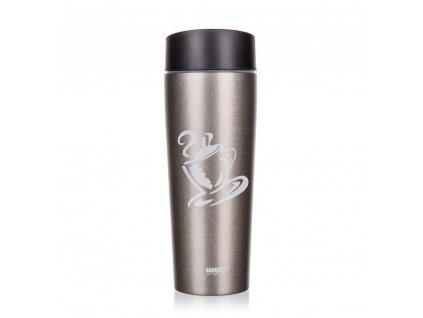 BANQUET Termohrnek COFFEE 350 ml, Latte