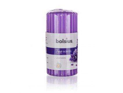 BOLSIUS Svíčka vonná 120/60 Lavender