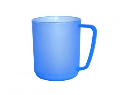 Plastový hrnek Hawaj 330ml modrý