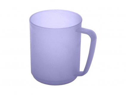 Plastový hrnek Hawaj 330ml fialový