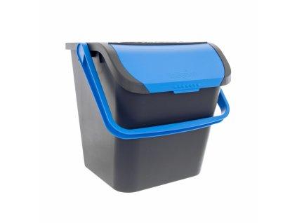 Odpadkový koš EKO 28l modrá