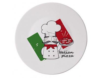 Bormioli Rocco talíř na pizzu Ronda 33cm