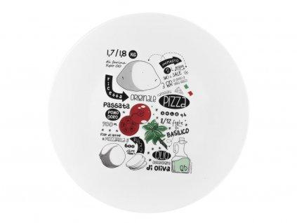 Talíř na pizzu Bormioli Rocco Ronda 33cm