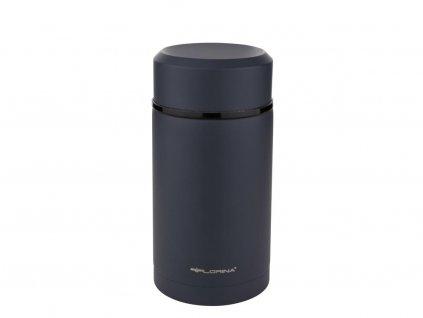 Obědová termoska Hewer 0,75l černá