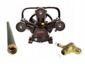 Kompresorová jednotka 3-válce 3Kw 400L/min