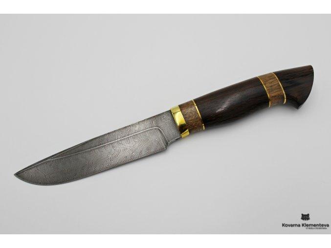 Nůž z damaškové oceli Univerzální - limited
