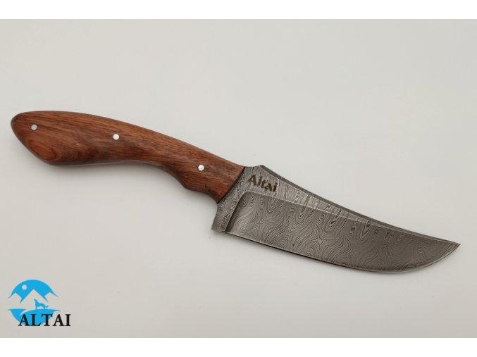 Damaškový nůž Sicario - full tang
