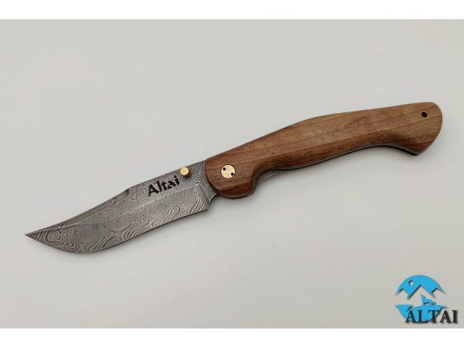 Zavírací nůž z damaškové oceli Neo
