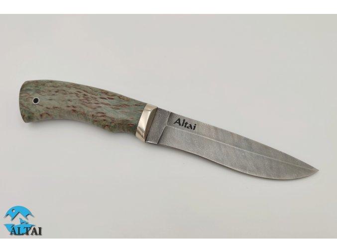 Nůž z damaškové oceli Manta
