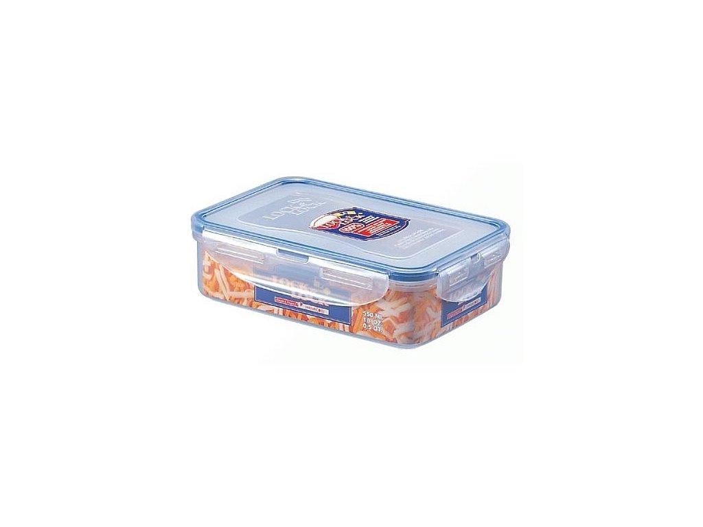 Dóza na potraviny LOCK 550ml, 18,1x12,8x5,2cm