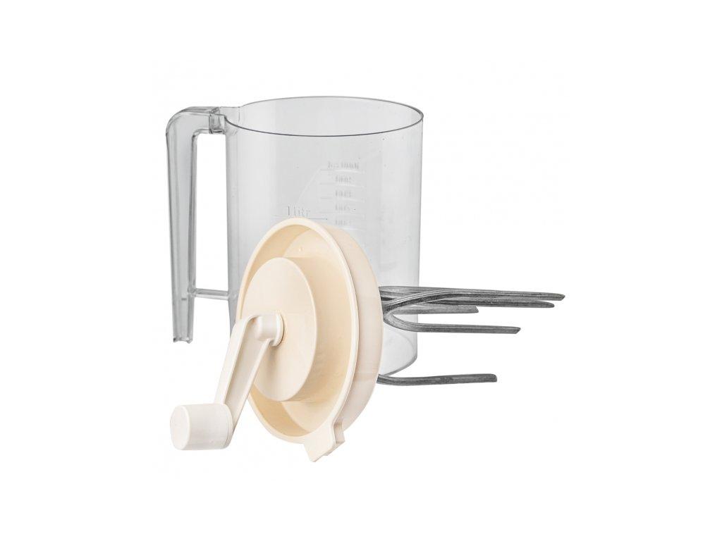 Kuchyňský ruční šlehač, 1,0 l