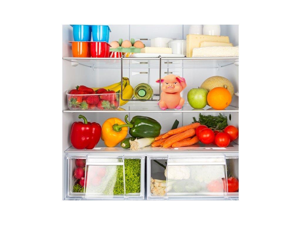 Prasátko do lednice, výška 10 cm