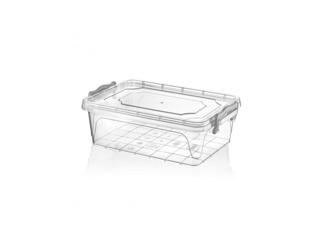 Plastový box Multi obdélník 3,8 l