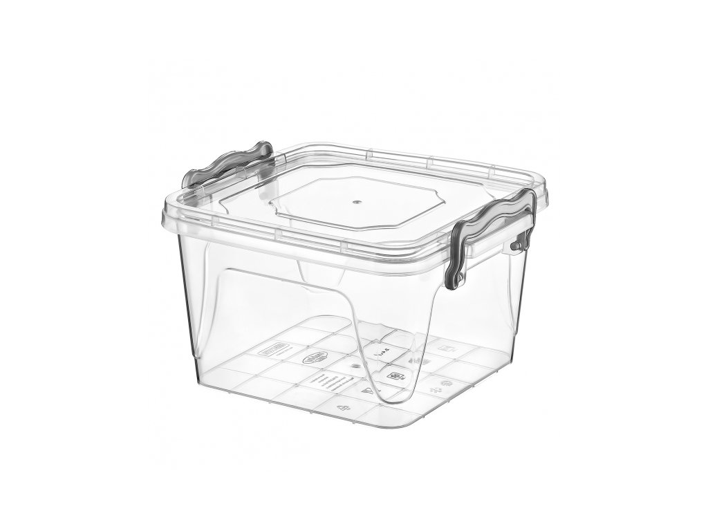 Plastový box Multi nízký 2,4 l