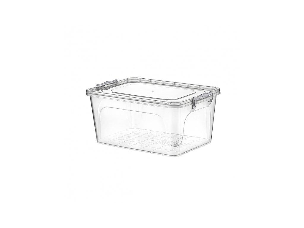 Plastový box Multi obdélník 1,5 l