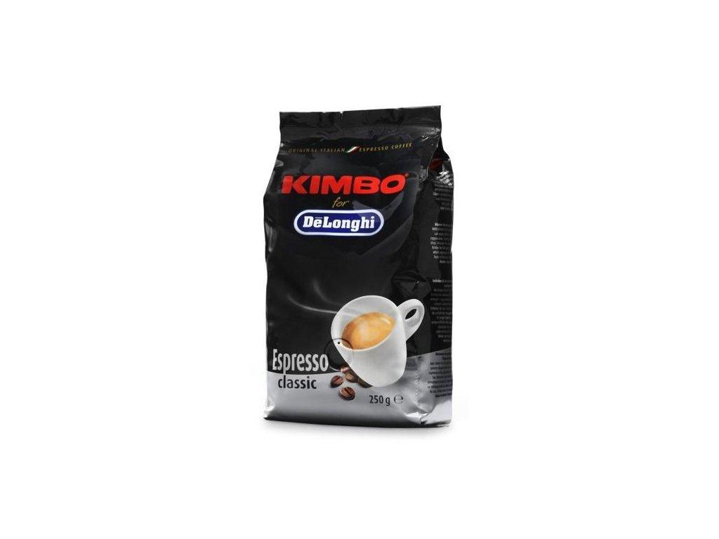 Káva DeLonghi Kimbo Classic 250g zrnková