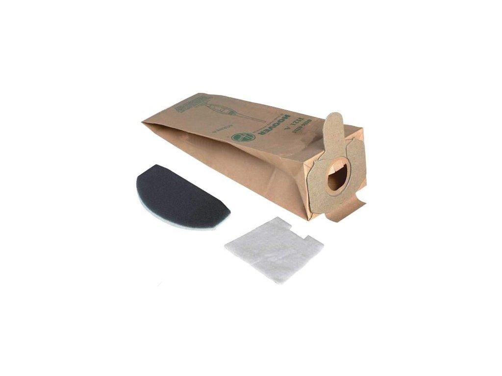 Sáčky do vysavače Hoover H21, A pro vysav. Acenta S3070-3205 - 5ks