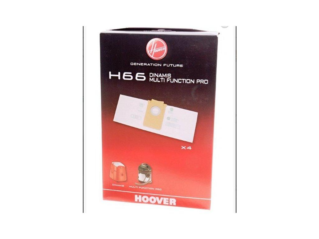 Sáčky do vysavače Hoover H66 pro vysavač Dinamis - 1 ks