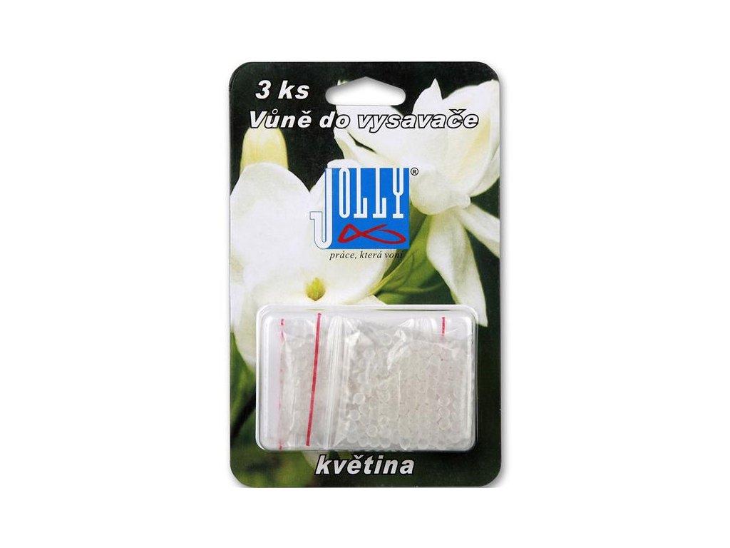 Vůně do vysavače Jolly 3041 - květina (3 ks)
