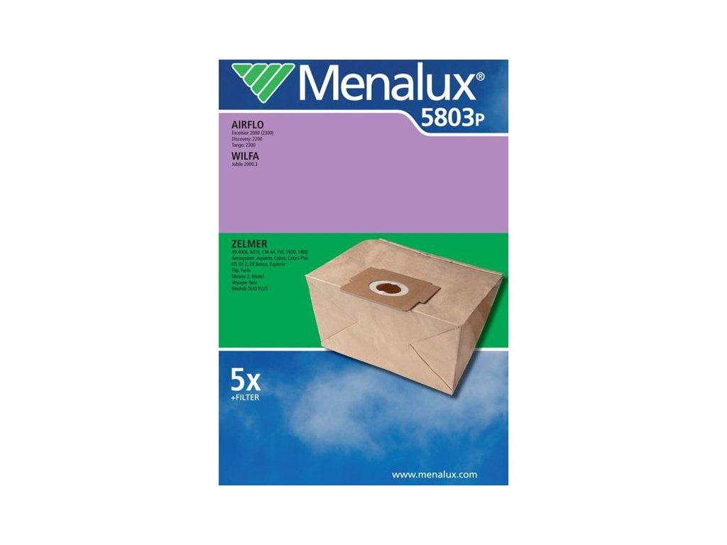 Sáčky do vysavače Menalux CT205E (5803P) do vysav.