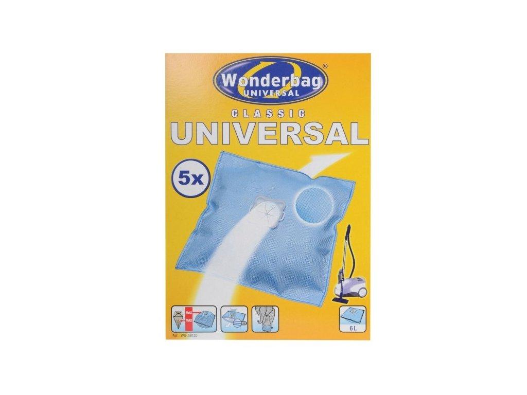 Sáčky do vysavače Rowenta WB406140 Wonderbag (5 ks)